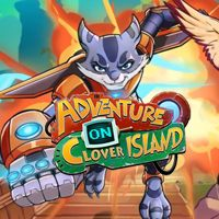 Game Skylar & Plux: Adventure on Clover Island (PC) Cover