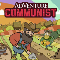 Okładka AdVenture Communist (PC)