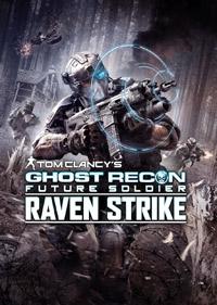 Gra tom clancy s ghost recon future soldier raven strike xbox 360
