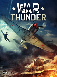 Okładka War Thunder (PS4)