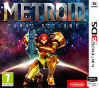Game Metroid: Samus Returns (3DS) Cover