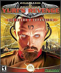 Game Command & Conquer: Red Alert 2 - Yuri's Revenge (PC) Cover