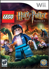 Okładka LEGO Harry Potter: Years 5-7 (Wii)
