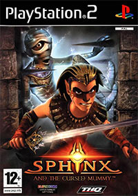 Gra Sphinx and the Cursed Mummy (PS2)