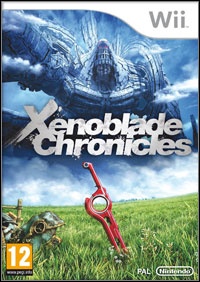 Game Xenoblade Chronicles (Wii) Cover