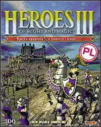 Heroes of Might and Magic III: The Restoration of Erathia Game Box