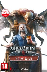 The Witcher 3: Blood and Wine Game Box