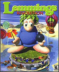 Gra Lemmings: Revolution (PC)