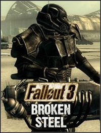 Game Fallout 3: Broken Steel (X360) Cover