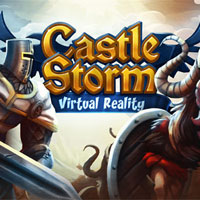 Game CastleStorm VR (PS4) Cover