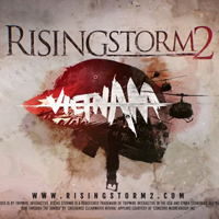 Rising Storm 2: Vietnam Game Box