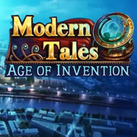 Okładka Modern Tales: Age of Invention (WP)