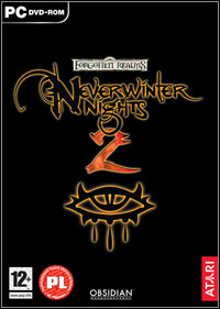 Okładka Neverwinter Nights 2 (PC)