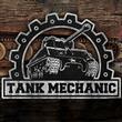 game Tank Mechanic Simulator