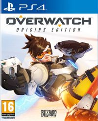 Okładka Overwatch (PS4)