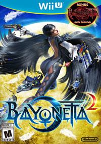 Game Bayonetta 2 (WiiU) Cover