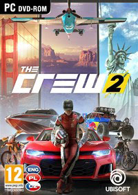 Okładka The Crew 2 (PC)