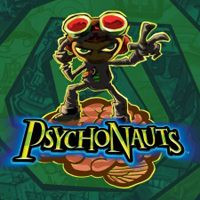 Game Psychonauts (XBOX) Cover