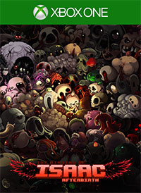 Game The Binding of Isaac: Afterbirth+ (PC) Cover