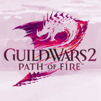 Guild Wars 2: Path of Fire Game Box