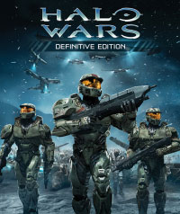 Game Halo Wars: The Definitive Edition (PC) Cover