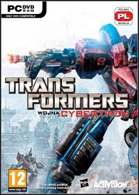 Transformers: War For Cybertron Game Box