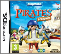 Okładka Playmobil Pirates (NDS)