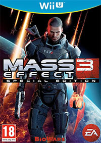 Game Mass Effect 3 (WiiU) Cover
