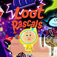 Game Loot Rascals (PC) Cover