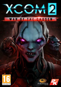 XCOM 2: War of the Chosen Game Box