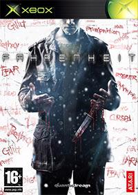 Game Indigo Prophecy (PC) Cover
