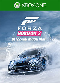 Game Forza Horizon 3: The Blizzard Mountain (XONE) Cover