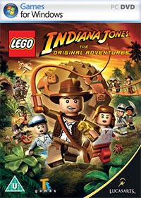 LEGO Indiana Jones: The Original Adventures [PC]