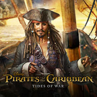 Game Pirates of the Caribbean: Tides of War (iOS) Cover