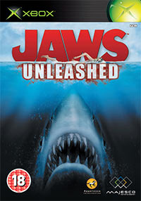 Okładka Jaws Unleashed (XBOX)