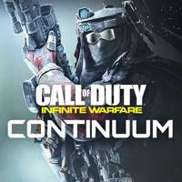 Game Call of Duty: Infinite Warfare - Continuum (PS4) Cover