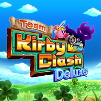 Game Team Kirby Clash Deluxe (3DS) Cover