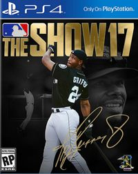 Game MLB: The Show 17 (PS4) Cover