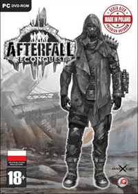 Afterfall Reconquest Game Box