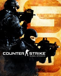 Counter-Strike: Global Offensive Game Box