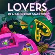 game Lovers in a Dangerous Spacetime