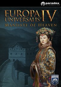 Game Europa Universalis IV: Mandate of Heaven (PC) Cover