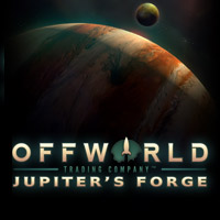 Game Offworld Trading Company: Jupiter's Forge (PC) Cover