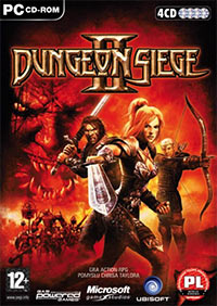 Okładka Dungeon Siege II (PC)