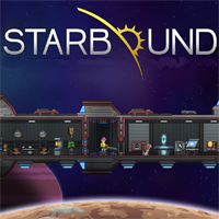 Game Starbound (PC) Cover