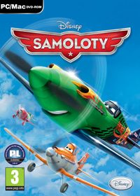 Okładka Disney's Planes (PC)