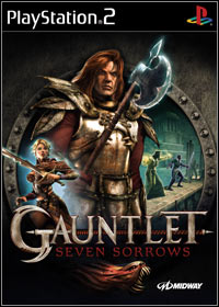 Okładka Gauntlet: Seven Sorrows (PS2)
