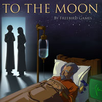 Game To the Moon (PC) Cover