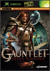 Okładka Gauntlet: Seven Sorrows (XBOX)