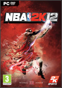 Game NBA 2K12 (Wii) Cover